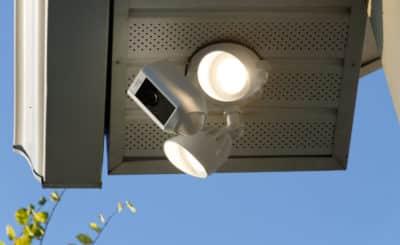How to program ring floodlight camera