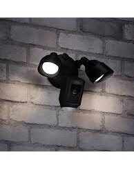 how to set up ring floodlight security camera