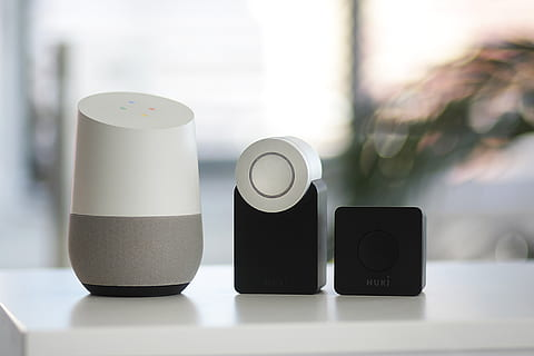 What security cameras work with google home