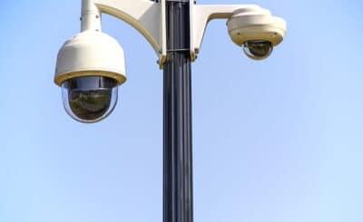 AI View security cameras