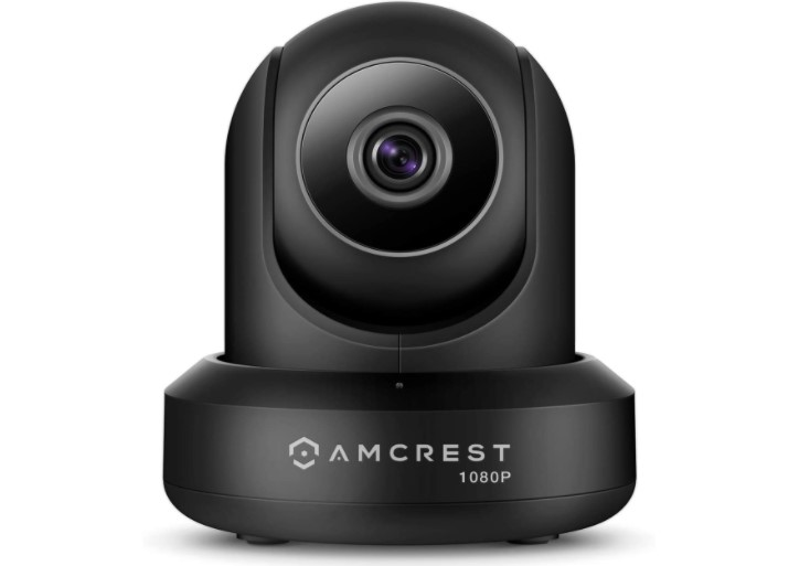 Best Security Cameras for Restaurants - Amcrest ProHD 1080P WiFi Camera