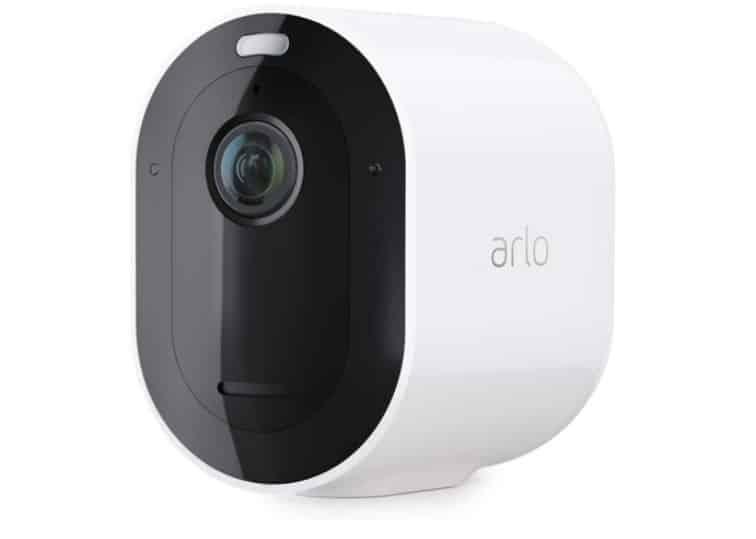 Best Security Cameras for Restaurants - Arlo VMS4340P-100NAS Pro 3 Spotlight Camera