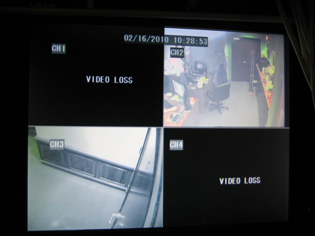how to mount security camera without screws - Security camera testing