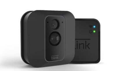 How to Mount Blink XT2 Camera